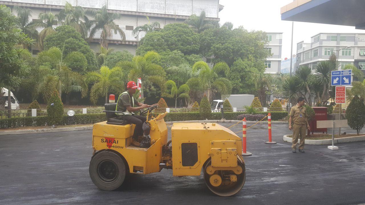 Jasa Pengaspalan Jakarta Pusat