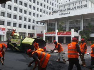 Kontraktor Pengaspalan Bandung Murah