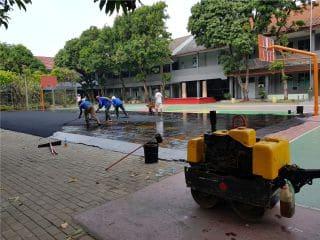 Kontraktor Pengaspalan Bogor Murah