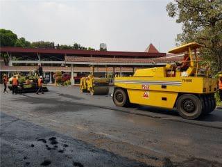 Kontraktor Pengaspalan Jakarta Murah