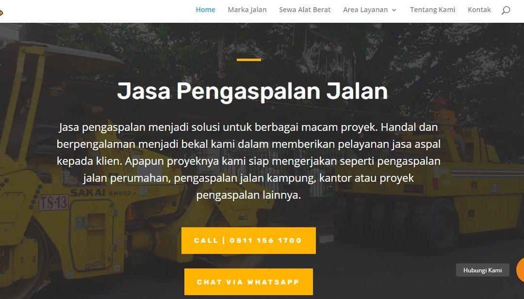 Mencari Kontraktor di Jasa Aspal Online yang Terpercaya