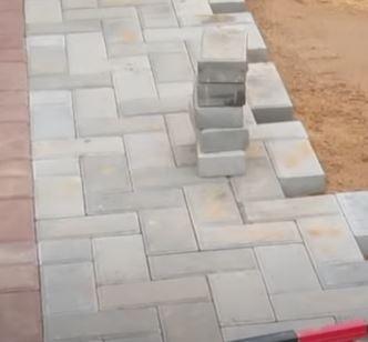 harga pasang paving block per m2