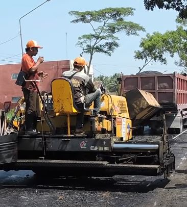 kontraktor pengaspalan jalan cirebon